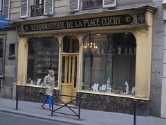Herboristerie de la Place de Clichy (francisco.j.gonzalez) Tags: paris france clouds frankreich frana parizs francia pars parigi