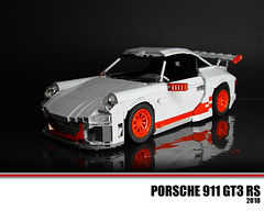 LEGO Porsche 911 GT3 RS (Malte Dorowski) Tags: lego 911 porsche rs carrera 2010 gt3 foitsop