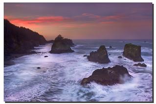 The dream coast, Samuel Boardman SP, Oregon
