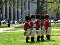 The 2nd Company Governor's Foot Guard (EMAURIAN) Tags: foot guard 2nd company newhaven redcoats governors powderhouseday connecticutgovernorsguard