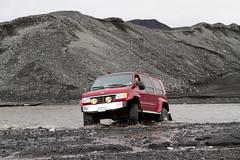 IMG_5495 (egill_oskarsson) Tags: jeep glacier mountaineering vatnajkull riverfording vatnajkullglacier egillskarsson vatnajkulsfer fordeconoliner