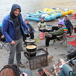 """Dutch oven cooking on the Owyhee <a style=""""margin-left:10px; font-size:0.8em;"""" href=""""http://www.flickr.com/photos/25543971@N05/7397777362/"""" target=""""_blank"""">@flickr</a>"""