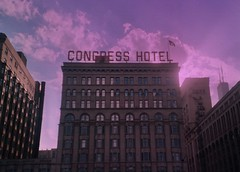 Congress Hotel (squared2x) Tags: