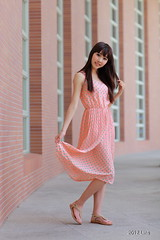 momo_8515 (lins2318) Tags: momo 人像 lins 霧峰 亞洲大學 愛拍照 陽光少女 5d2