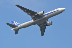 All Nippon Airways Boeing 777-200 JA8969 (ta152eagle) Tags: ana  b777200 ja8969