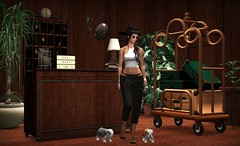 Checking in and checking out (Alexa M.) Tags: people gabriel kunst secondlife soy exile majesty addams reign drd davidheather kalopsia pinkacid intrigueco {vespertine} leprimitif anlarposes daddesigns