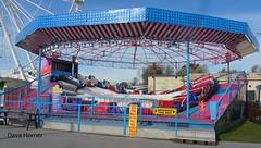 Southport Pleasureland (The Great Innuendo) Tags: park ride fairground waltzer roller theme coaster funfair wallis amusements southport pleasureland sefton dodgem silcocks