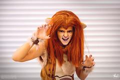 DSCF6730 - EDIT (Cat&Crown) Tags: london expo cosplay dante naruto comicon excel scythe mcm akatsuki cetre hidan