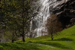 Lauterbrunnen 2 (Alain.Keller_Photography) Tags: cliff water river switzerland waterfall spring lauterbrunnen