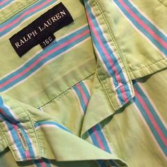 Smart - on the cheap! (*Evelina*) Tags: charity shirt cheap ralphlauren 5 dwmay