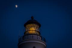 untitled-81-HDR (Tubaaage) Tags: nightphotography blue sunset sky lighthouse denmark himmel hirtshals danmark fyr solnedgang nordjylland vendsyssel visitdenmark northdenmarkregion