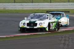 Blancpain GT Series Endurance Cup Bentley Team M-Sport Bentley Continental GT3 (GazHPhotography.co.uk) Tags: continental silverstone motorracing bentley sportscar motorsport autosport gt3 msport gtseries blancpain bentleyteammsport blancpaingtseriesendurancecup