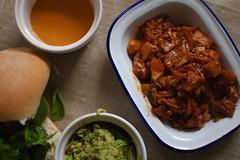 Pulled Jackfruit (BeardedBakery) Tags: food bbq vegetarian veg jackfruit