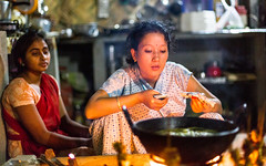 Teatime in the tribal Kitchen (rob of rochdale) Tags: food india kitchen island ngc cook curry tribal domestic tribe assam domesticity majuliisland majuli mishing robhaich