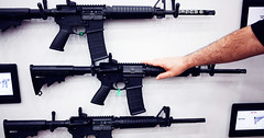 20160618-ar-15-assault-rifle-533114876-1200x630-e1466123909114 (to.hyin) Tags: usa us gun unitedstates ky south politics lobby northamerica government louisville guns conservative southeast republican americas gop presidentialelection nra lobbying nationalrifleassociation 2016election