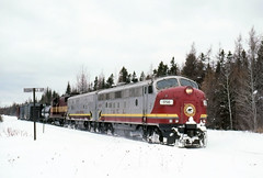 F's on the Munising Branch (ac1756) Tags: michigan wc acr mcmillan 1756 wisconsincentral wcl algomacentral fp7a