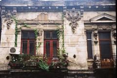 CNV000026 (wwhiteshore) Tags: city urban house balcony artnouveau bucharest folly