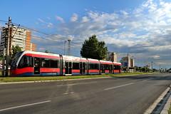 CAF-Belgrade-25-05-16 (vozNS) Tags: public serbia transport tram belgrade beograd tramvaj srbija prevoz javni urbos
