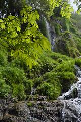 Monasterio de piedra. Spain (silvia.vaghini) Tags: naturaleza paz cascada salvaje esconderse