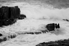 IMG_4249 (r4ytr4ce) Tags: ireland blackandwhite landscape 50mm eire kerry ire ciarra
