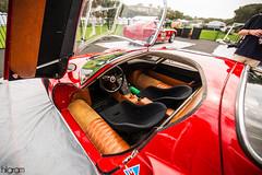 Tipo 33 Stradale (Hilgram Photography) Tags: cars island italian 33 automotive alfa romeo amelia concours stradale tipo