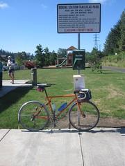 Boring kit bike (Tysasi) Tags: bike boring permanent randonneur brevet 200k randonneuse 650b randonneuring boringoregon kitbike bespokefopchariottm portlandripplebrookportland