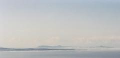 0092_34 (www.cjo.info) Tags: 35mm adaptall2 arthursseat edinburgh europe europeanunion fife firthofforth holyroodpark kodak kodakportra160 pentax pentaxmesuper slr sp scotland tamron tamronadaptall2sp17mmf35 unitedkingdom westerneurope analogue cloud coast coastal film firth hill landscape ocean sea sky water