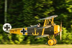 Fokker Dr1 Triplane 2016 (4myrrh1) Tags: canon airplane virginia airport aircraft aviation airplanes 7 airshow va virginiabeach fokker dr1 triplane pungo ef100400l fokkerdr1triplane