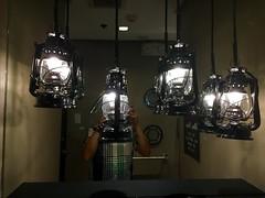Pendant Lamps (joelCgarcia) Tags: selfportrait me pendantlamp thepowerplantmall iphone6s firesidebykettle rockwellmakaticity