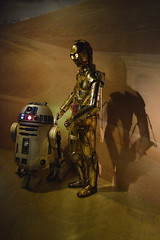 R2-D2 and C-3PO (CoasterMadMatt) Tags: city uk greatbritain madame england london westminster museum photography star starwars spring photos unitedkingdom britain may cities photographs experience r2d2 gb wars museums c3po madametussauds waxworks anewhope southeastengland 2016 nikond3200 episode4 capitalcity artoodetoo cityofwestminster londonborough madametussaudslondon starwarsexperience waxworkmuseum tussaids coastermadmatt coastermadmattphotography may2016 spring2016 london2016 madametussaudslondon2016 madametussauds2016 britainscapital starwarsexperienceatmadametussauds
