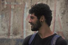 Por Larissa Prado (Kaique Guimares Martins) Tags: portrait me smile self myself retrato eu sorriso paranapiacaba modelando