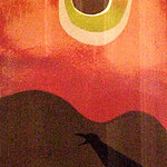 "<b>Black Raven</b><br/> Claus Hoie &quot;Black Raven&quot; Watercolor, 1980 LFAC #305 <a href=""//farm8.static.flickr.com/7102/6900002670_578e5b591f_o.jpg"" title=""High res"">&prop;</a>"