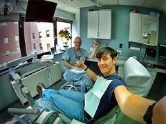 my dentist rocks (WestonStudioLLC) Tags: dentist gopro