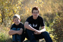 Brothers (Debbie Prediger Photography) Tags: photography debbie prediger