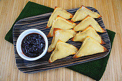 Baked Crab Rangoon (Kitchen Life of a Navy Wife) Tags: lunch chinese crab snack appetizer rangoon