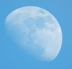 Moon Crop (kenjonbro) Tags: uk moon london lunar se18 plumsteadcommon kenjonbro fujifilmfinepixhs10 fujihs10