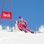 Big White Racer Brooke Lukinuk at 2012 K1 Provincials PHOTO CREDIT: Gavin Crawford