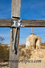 Terlingua Cemetery Cross