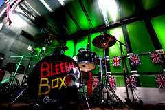 (Dan Hensey) Tags: music shells jack drums drum box jubilee union gig band flags celebration queens heads kit cymbals 60th stands bleech lutterworth