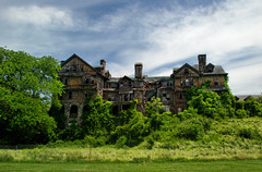 Halcyon Hall (VermontDreams) Tags: ny newyork abandoned haunted spooky decrepit deserted dilapidated millbrookny bennettcollege halcyonhall june2011 vermontdreams