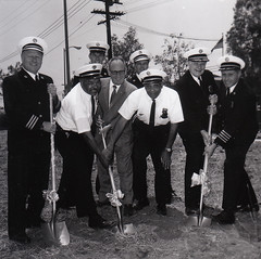 Fire Station 33 Ground Breaking Ceremony