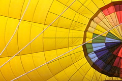 Colorful (andrewpug) Tags: hot smile yellow happy fly high colorful air balloon hotairballoon