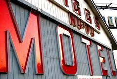 Nu-Vu (Sotosoroto) Tags: oregon motel biggs biggsjunction