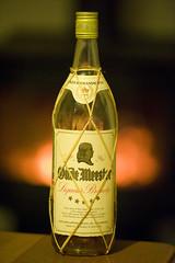 Oude Meester (Steven L Barker) Tags: bottle lowlight alcohol brandy stellenbosch bottleart nikond700 oudemeester nikon70200f28vrii