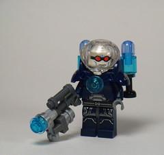 Mr Freeze (lil grizzle) Tags: lego batman mrfreeze