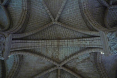 Ambulatory Vault Ribs, Basilica of St. Denis