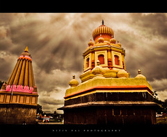 Rajpuri Caves, Panchgani, Mahabaleswar, Panchgani Wai Temple