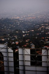 Top of the world (Daniel Pouliot) Tags: california la losangeles hollywood hollywoodsign bigparadela2012