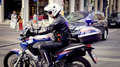 IMG_4142 (Lichtfeld) Tags: vienna wien cops may police motorbike mai cop motorcycle mass critical polizei 2012 motorrad