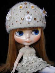 Felted Hat for Kate Van Huss